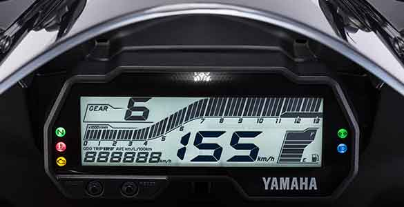 FULL DIGITAL SPEEDOMETER + SHIFT TIMING LIGHT