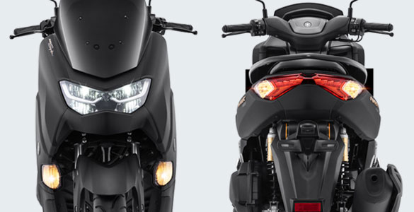 LED Head & Tail Light