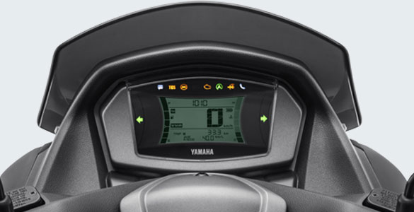 Multifunction Full Digital Speedometer